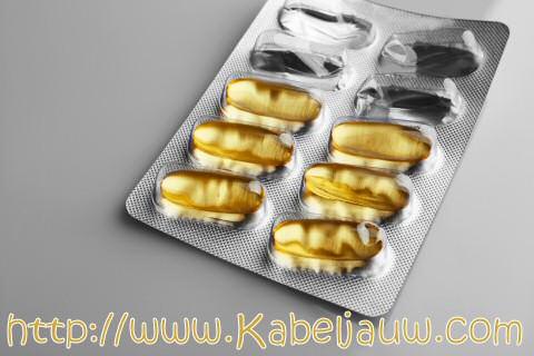 Levertraan capsules