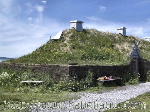 Newfoundland vikingen nederzetting, Unesco Anse aux Meadosw