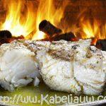 Kabeljauw uit de oven