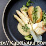 Kabeljauw met asperges: lekker makkelijk hoofdgerecht dat ieder kan maken
